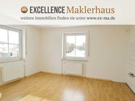 Helle 3 Zimmer -Wohnung mit Balkon und Carport - Buxheim nahe Memmingen!