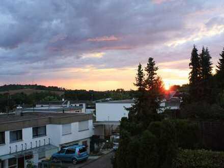 3,5 Zi Wohnung +1 Zi WIGA in bester Aussichtslage und ruhiger Gegend von Birkmannsweiler