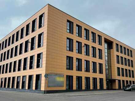 Mietangebot: Moderne Praxis- und Büroräume in Leutkirch am Bahnhof
