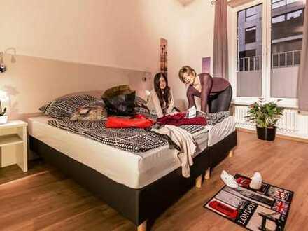All Inclusive-Wohnen mit freiem WLAN in beste Innenstadtlage ab EUR 24,-/Tag (Superior Apartment)