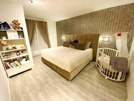 Endlich gefunden! Top renovierte 4-Zimmer-Wohnung mit vielen Extras