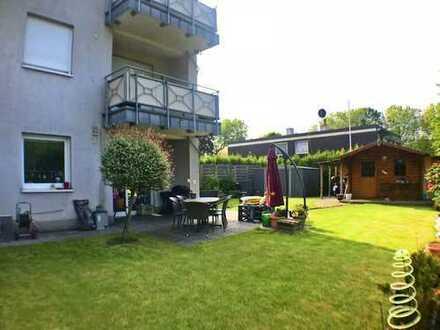 Sommer 2019 auf Ihrer eigenen Terrasse! Tolle Familienwohnung in Bo-Harpen!
