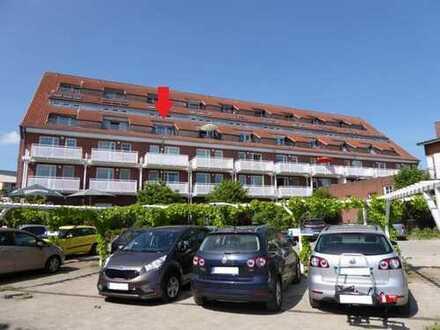 Exklusives 1-R-Appartement mit traumhaftem Blick auf die Müritz (Wohn- und Feriennutzung)