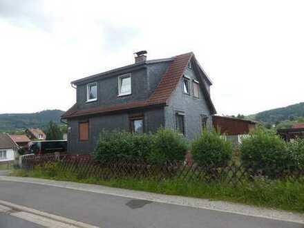 Einfamilienhaus in Benshausen bei Suhl (Versteigerungsobjekt)