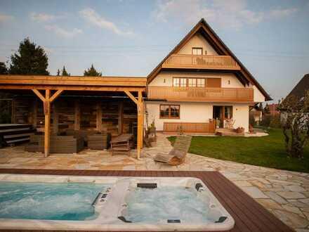 Wie ein Traum! Einfamilienhaus in ruhiger naturverbundener Lage!