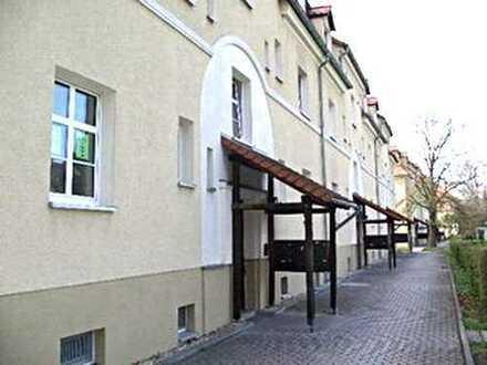 Geräumige 2-Raum Wohnung mit günstiger Raumaufteilung