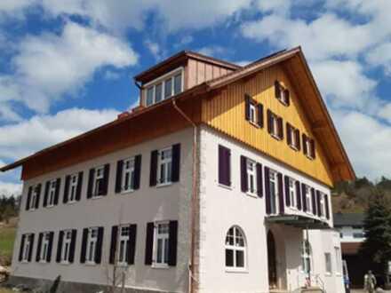 Wohnungen von 18qm bis 85qm in Bertoldshofen zu vermieten