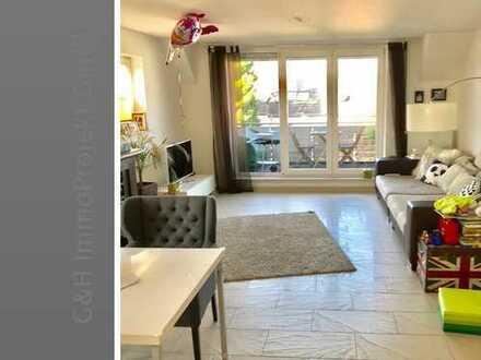 Moderne und helle Maisonettewohnung in ruhiger Wohnlage von Porz-Westhoven