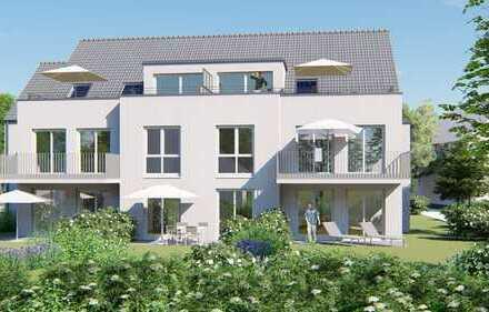 Vier- Zimmer Obergeschosswohnung (5) Balkon mit perfekter Süd-Lage...