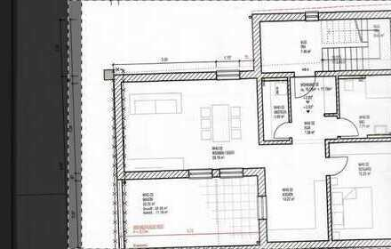 2,5-Zimmer-Wohnung mit großen Balkon und EBK in 93326 Abensberg (Altstadt)