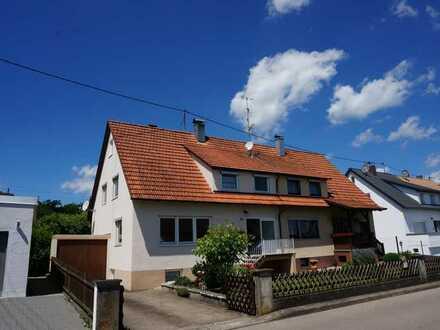 Keine Käuferprovision - Begehrte Wohngegend - ruhig gelegene Doppelhaushälfte
