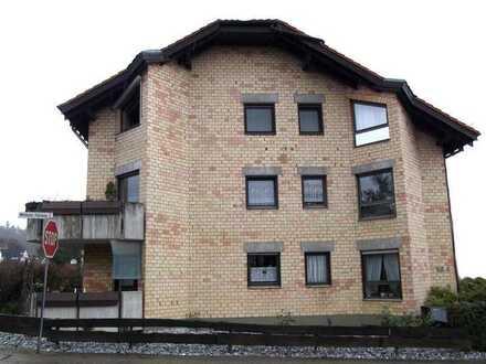 4 Zimmer Wohnung mit 3 Balkonen, Kellerraum und Tiefgaragenstellplatz in Bad Kreuznach