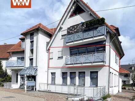 Kapitalanlage. Vermietete Praxisräume in Heuchlingen.