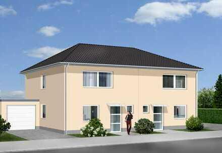 Komplettpreis - Haus inklusive Grundstück - Traumhafte, familienfreundliche Doppelhaushälfte