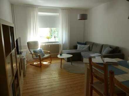 Top 2-Zimmer-Single-Wohnung in Hamburg-Heimfeld mit schönem Dielenboden