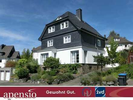 apensio -GEWOHNT GUT- : Wohnen in Siegens Top-Lage.......