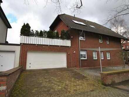 Weitmar: Top-Wohnung mit Dachterrasse und Einbauküche !