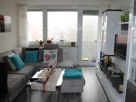 VERMIETUNG BEFRISTET FÜR 1 JAHR ! Komplett möblierte und voll ausgestattete 2-Zimmer-Wohnung.