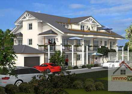 Neubau mit Terrasse und Garten Westausrichtung, hochwertigst!