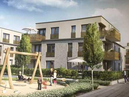 Erstbezug: stilvolle 2-Zimmer-Wohnung mit Balkon in Pulheim