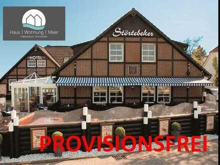 Top geführtes und Renditestarkes Hotel/ Restaurant in Meeresblicklage im Nordseebad Dangast