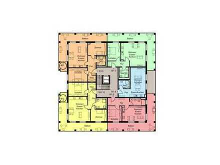 Neubau Mehrfamilienhaus in Neckartailfingen z. Bsp. Haus 1 - Whg 1.9