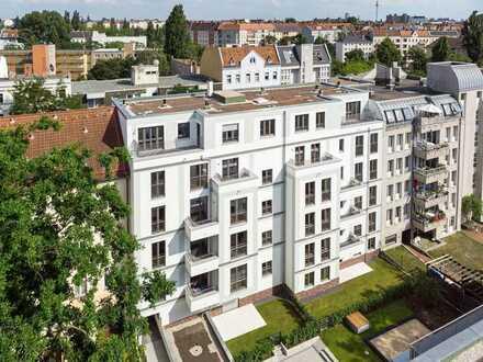 5 Zimmer Neubau-Penthouse zwischen Pankow und Prenzel-Berg