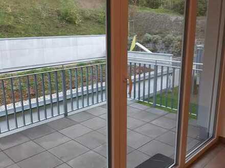 Neuwertige, ruhige 3-Raum-Wohnung mit Balkon und Einbauküche in Würzburg