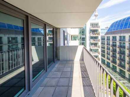 3 zi.whg an der spree gg museumsinsel mit concierge aufzug balkon EBK TG (6.5)