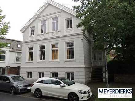 Oldenburg- Rosenstraße: großzügige 3-Zimmer-Wohnung in Innenstadtnähe