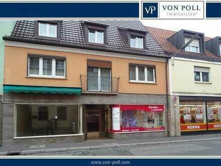 Erstbezug nach Modernisierung: Laden in zentraler Geschäftslage zu vermieten, Würzburg-Heidingsfeld