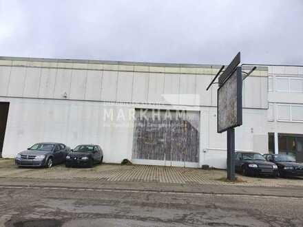 LAGERFLÄCHE zu mieten: 600 bis 1.000 m²
