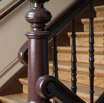 1a- Denkmal/ 2 Zimmer / Balkon/ ruhige Lage/ gut vermietet