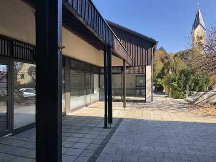 Teilbares Ladenlokal 173 bis 704 qm - Büro, Einzelhandel, Praxis