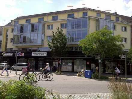 Schöne 1-Zimmer Whg in zentraler Anlage von Weil am Rhein zu vermieten