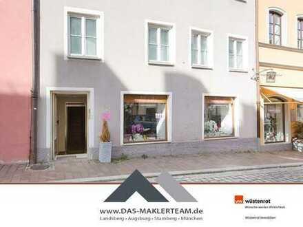 Toller Laden oder Büroräume mit Schaufensterfläche mitten in der Altstadt