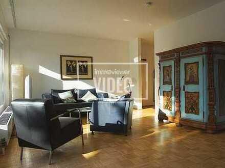Möblierte Wohnung mit Terrasse im Nerotal