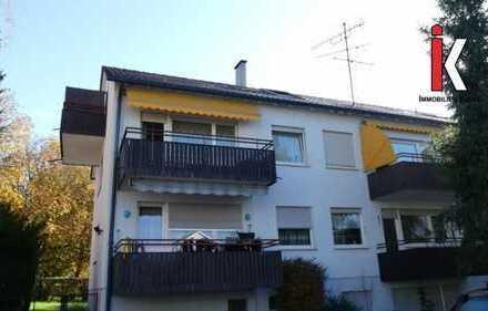 Wohnen in bekannter Lage! Helle 3,5 Zimmerwohnung in Sindelfingen
