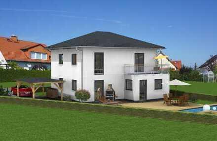 Moderne Stadtvilla im Dortmunder Süden