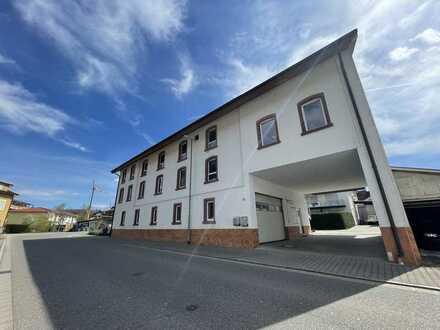 3,5-Zimmer-Maisonette-Wohnung mit Reihenhauscharakter in Schopfheim