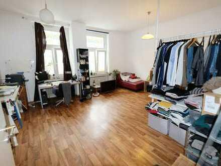 Große Stadtwohnung im Herzen von Aachen mit zwei Zimmern zu vermieten !