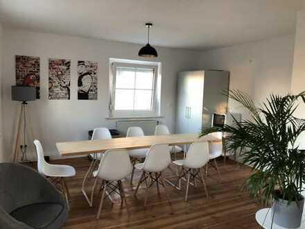 Stilvolle 3-Zimmer-Wohnung in Fürth mit Süd-West Balkon und Gartenanteil