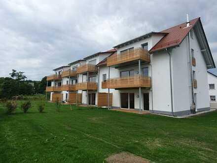 Schöne 2-Zimmer-Wohnung mit Balkon in Hurlach