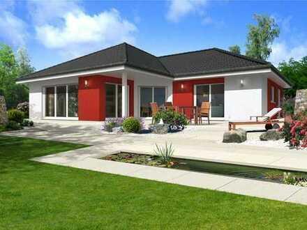 Seniorengerechtes Bungalow-Haus auf dem Grundstück in Kirchheim am Neckar! Wird individuell geplant!