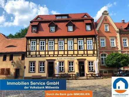 Schöne, gemütliche 2-Zimmer-Dachgeschosswohnung in Wechselburg