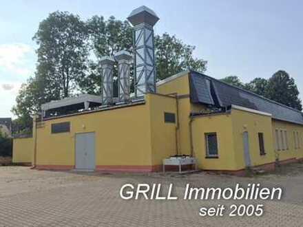Moderne Großküche mit Kühlzellen, Büros und Lagerfläche* Rampe* Stellpl. in Chemnitz/ Wittgensdorf