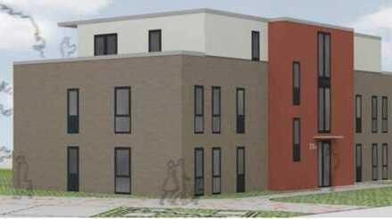 IZ/Tegelhörn: Erstbezug im Neubau, moderne und barrierearme 3-Zimmer Terrassenwohnung
