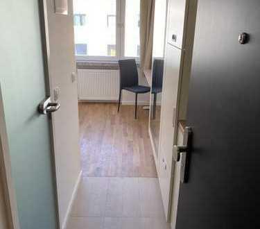 TOP LAGE ! Möbliertes NEU saniertes 1 ZKB-Appartement in Maxvorstadt