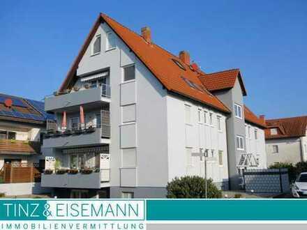 Maisonette-Eigentumswohnung mit Balkon und PKW-Stellplatz in Graben-Neudorf