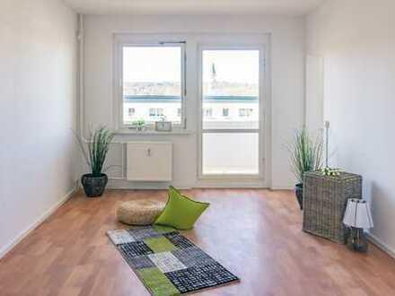 Balkonwohnung zum Wohlfühlen in C.-Rabenstein